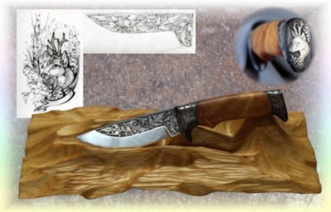 ножи (33)